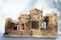 Voyage en Provence santons et crèches tradition provençale à la Maison de la céramique de Saint Uze (Drôme) jusqu'au 31 décembre 2014