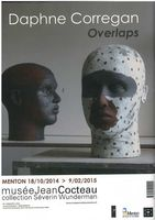 Overlaps | Exposition céramique de Daphne Corregan au Musée Jean Cocteau de Menton jusqu'au 2 février 2015
