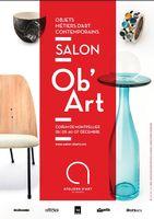 Ob'art Montpellier | salon métiers d'art objets contemporains | du 5 au 7 décembre 2014