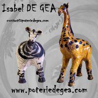 Exposition raku et design végétal à Avignon | Isabel de Géa céramique du 6 au 31 décembre 2014
