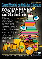 Marché des créateurs au Cours Julien Marseille |  ateliers céramique Terramica et Créations Bohème | les 20 et 21 décembre 2014