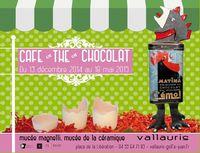 Exposition céramique Vallauris (06) | Café, thé, chocolat jusqu'au 18 mai 2015