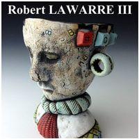 Stage Masterclass VIA Vallauris | Formes et surfaces élaborées avec Robert Lawarre du 20 au 26 juin 2015