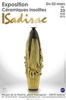 Exposition Céramiques insolites  Maison de la Poterie de Sadirac | du 3 mars au 23 mai 2015