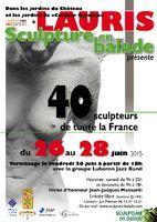 Exposition Sculpture en balade au Château de Lauris (Vaucluse) | du 26 au 28 juin 2015