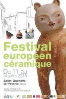 Festival Européen des Arts Céramiques Terralha | St Quentin La Poterie (Gard) du 11 au 14 juillet 2015