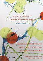 L'Espace Céladon fête le printemps | Expo des créateurs autour d'un brunch dimanche 26 avril 2015 à Marseille le Panier