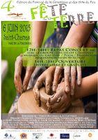 Fête de la terre 6 juin 2015 - marché potier à St Chamas (13) | Une après-midi de découverte