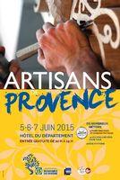 Artisans de Provence, découvrez les artisans d'art du territoire du 5 au 7 juin 2015 | Marseille, Conseil Départemental 13