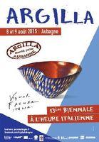 Argilla Aubagne 2015 | Le rendez-vous incontournable des amoureux de la céramique les 8 et 9 août