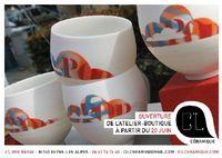 Ouverture de la boutique Cil Céramique à Seyne les Alpes (Alpes de Haute Provence) | à partir du 20 juin 2015