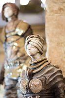 L'Atelier du Moulin de l'Herm expose à Mâcon jusqu'au 27 juin 2015 | Sculptures céramique à la Galerie Entre 2 Arts