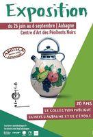 Exposition céramique, Centre d'art les Pénitents Noirs à Aubagne jusqu'au 6 septembre 2015