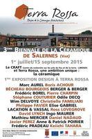 Biennale de la céramique à Salernes - Terra Rossa | jusqu'au 15 septembre 2015