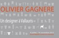 Un designer à Vallauris, Olivier Gagnère au musée Magnelli à Vallauris jusqu'au 16 novembre 2015