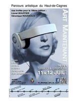 Parcours artistique des Hauts de Cagnes | Découvrez Véronique Roussiaux, céramiste, les 11 et 12 juillet 2015