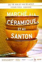 Le Bel été à Aubagne (Bouches du Rhône) | marché à la céramique et au santon du 18 juillet au 30 août 2015