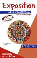 Argilla 2015, expos du 1er au 16 août : Primedicopertina 25/35 et le Grand Tour - Espace des Libertés à Aubagne