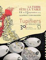 Les Tupiniers du Vieux Lyon | Marché potier les 12 et 13 septembre 2015 (Rhône) - céramique, poterie, expositions, animations...