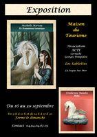 Exposition Sculptures céramique Emilienne Baudin aux Sablettes (Var) | du 16 au 30 septembre 2015