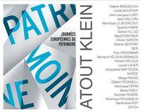 Atout Klein | Exposition au Château Musée Grimaldi, hommage à Klein et les oeuvres 26 artistes et Véronique Roussiaux, céramiste