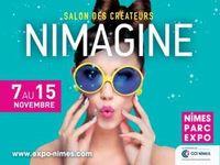 NIMAGINE, salon des créateurs du 7 au 15 novembre 2015 à Nîmes (Gard) - bijoux, arts de la table, décoration de la maison...