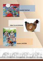 Exposition Odile Culas-Bonnin Céramique | Galerie les Bains Douches du 3 au 31 Octobre - Antibes (Alpes Maritimes)