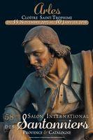 Salon international des santonniers en Arles au Cloître Saint Trophime | foire aux santons du 14 novembre 2015 au 10 janvier 2016