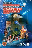 Foire aux santons - Grande fête du santon à la Ciotat (13), Chapelle des Pénitents Bleus, du 28 novembre au 13 décembre 2015