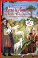 Foire aux santons de Marseille du 14 novembre au 31 décembre 2015 | Charles de Gaulle - Vieux Port
