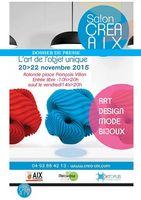 Salon CREA AIX du 20 au 22 novembre 2015 | Découvrez l'atelier céramique Les Biscuits