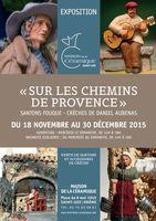 Exposition Maison de la Céramique Saint-Uze (Drôme) | Sur les Chemins de Provence du 18 novembre au 30 décembre 2015