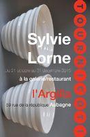 Exposition Tournicoti, céramique Sylvie Lorne à L'Argilla Galerie de la Terre | Aubagne (13) jusqu'au 31 décembre 2015