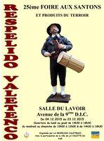 Foire aux santons, et produits du terroir à La Valette du Var du 4 au 23 décembre 2015