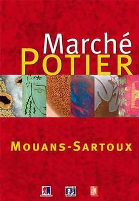 27 juin 2010 | Marché Potiers à Mouans Sartoux (06)