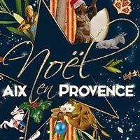 Foire aux santons et fêtes de Noël à Aix en Provence (13) jusqu'au 30 décembre 2015