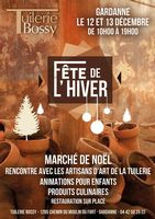 Rencontrez les artisans créateurs à la Tuilerie Bossy de Gardanne (13) les 12 et 13 décembre 2015 - céramique, ateliers créatifs et enfants