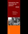 Calendrier 2010 des marchés Potiers en Provence