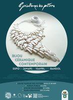 Marché potier de Bandol (Var), Le Printemps des Potiers du 26 au 28 mars 2016