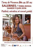 Festibols et animations - Terres de Provence fête ses 30 ans à Salernes (Var) le 11 juin 2016