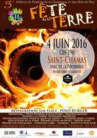 Fête de la Terre, céramique et arts du feu à St Chamas (13) le 4 juin 2016