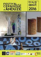 Festival de la Céramique d'Anduze (Gard) les 13, 14 et 15 août 2016 - céramique et poterie