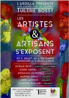 La Tuilerie Bossy s'expose à Aubagne (13), L'Argilla Galerie des Arts de la Terre
