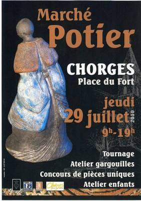 29 juillet 2010 | Marché potier de Chorges (05)
