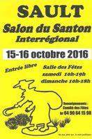 Foire aux santons - Salon du santon interrégional de Sault en Vaucluse, les 15 et 16 octobre 2016