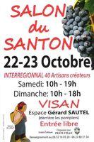 Foire aux santon - Salon du santon interrégional de Visan (Vaucluse) les 22 et 23 octobre 2016