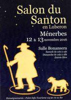 Foire aux santons -Salon du Santon à Ménerbes (Vaucluse) les 12 et 13 novembre 2016