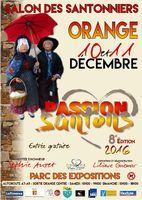 Foire aux santons à Orange (Vaucluse) les 10 et 11 décembre 2016 - crèches et santons de Noël