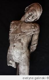 11 juin au 10 juillet 2010   Evelyne Galinski expose ses sculptures   Port Cogolin (83)