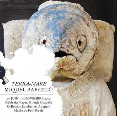27 juin au 7 novembre 2010 | Miquel Barceló expose en Avignon
